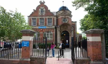 Crofton Park Library