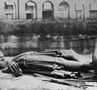 Statue of Napoleon III destroyed by Paris Commune 1871