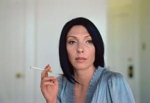 Lise Sarfati: She: Gina #12 Oakland, CA 2009