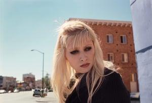 Lise Sarfati: She: Sloane #07 Oakland, CA 2007