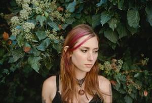 Lise Sarfati: She: Sasha #20 Emeryville, CA 2007