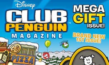 Club Penguin magazine