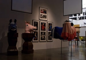 Mike Kelley: Horse Busts, Horse Bodies by Mike Kelley