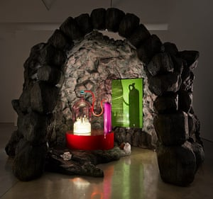 Mike Kelley: Kandor 10A by Mike Kelley
