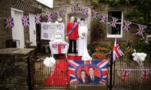 the Kettlewell scarecrow festival
