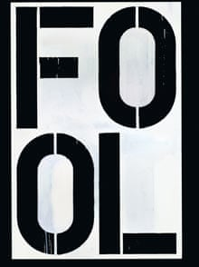 FOOL by Christopher Wool