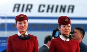 China has banned its airlines from paying the EU carbon tax on flights