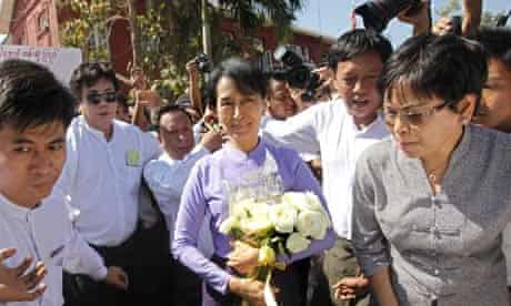 Aung San Suu Kyi prepares to run in by-election
