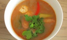 Rosemary Brissenden recipe tom yum soup