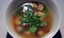 David Thompson recipe tom yum soup
