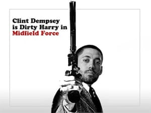 Clint Dempsey Gallery: Dempsey Gallery 5