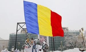 Romanian pm resignation
