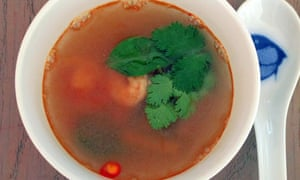 Felicity's perfect tom yum soup