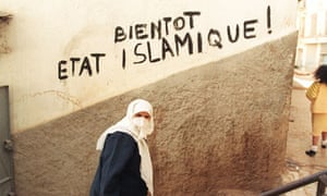 ALGERIA-WOMAN-GRAFFITI