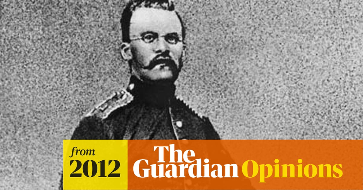 The Political Message Of Nietzsche S God Is Dead Philosophy The Guardian