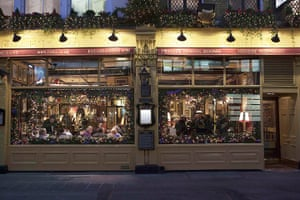 Dickens's London spots: Dickens's London spots