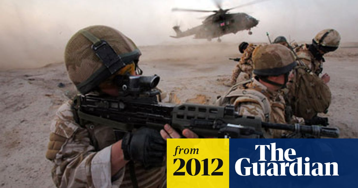 RAF helicopter death revelation leads to secret Iraq