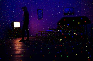 Yayoi Kusama: I'm Here But Nothing, 2000