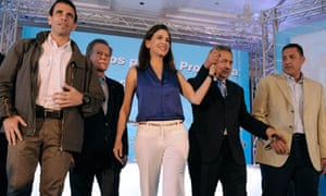 Venezuela opposition candidates