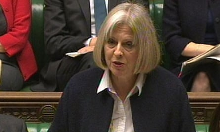 Theresa May told MPs bailed Islamist cleric Abu Qatada poses a serious risk to national security