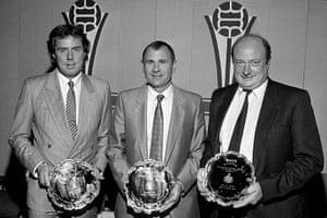 Redknapp: Manager Awards
