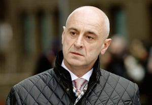 Redknapp: Former News of the World journalist Rob Beasley