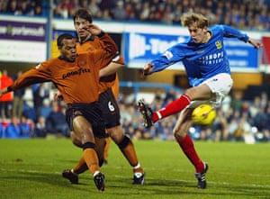 Redknapp2: Portsmouth v Wolves X