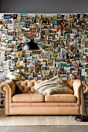 DIY style ideas: Postcards