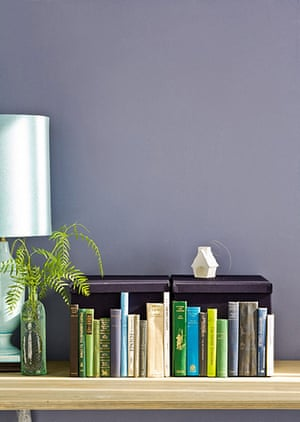 DIY style ideas: Bookend boxes