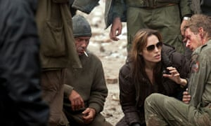 Angelina Jolie directing In The Land of Blood And Honey