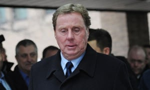 Harry Redknapp England manager
