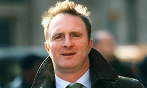 The Editor of the Times newspaper Harding arrives to give evidence at the Leveson Inquiry in London