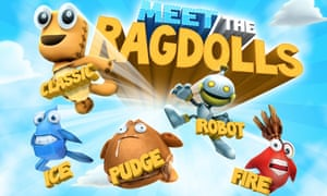 Ragdoll Blaster 3