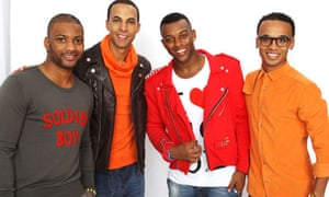 JLS: Evolution – review | Music | The Guardian
