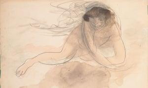 Musée Rodin drawings