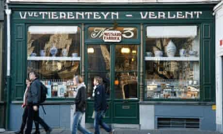 Tierenteyn-Verlent deli, Ghent