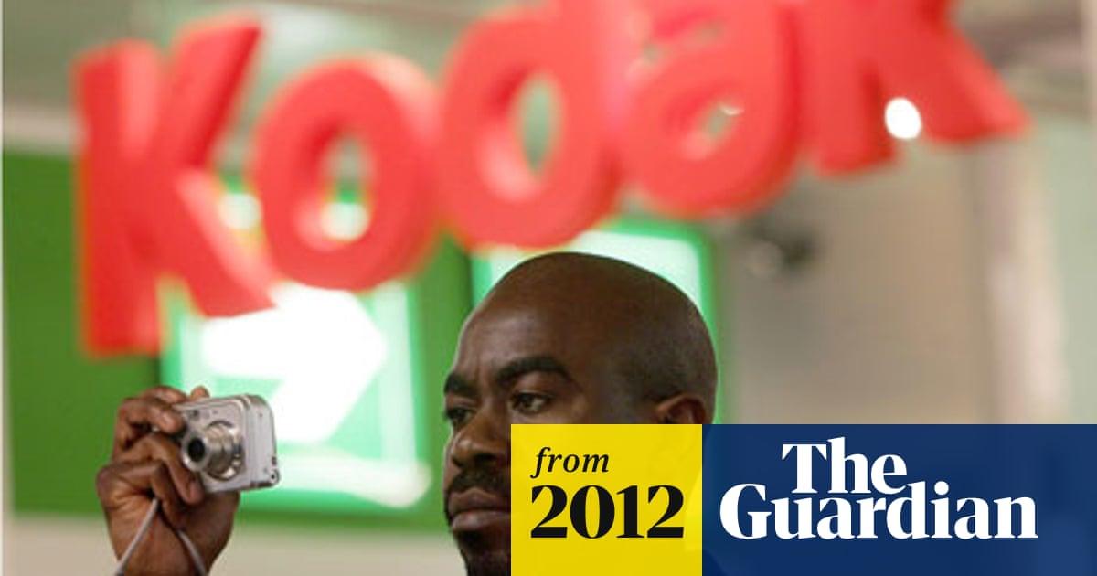 Kodak to stop making cameras | Business | The Guardian