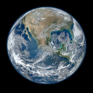 Month in space:  Earth - Blue Marble 2012