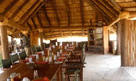 Oliver's Camp, Tanzania