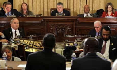 House Homeland Security Muslim hearings