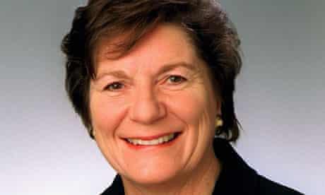 Liberal Democrat peer Lady Tonge