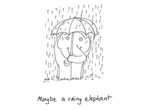 David McKee: How to Draw Elephants