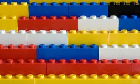 Stack of Lego Blocks