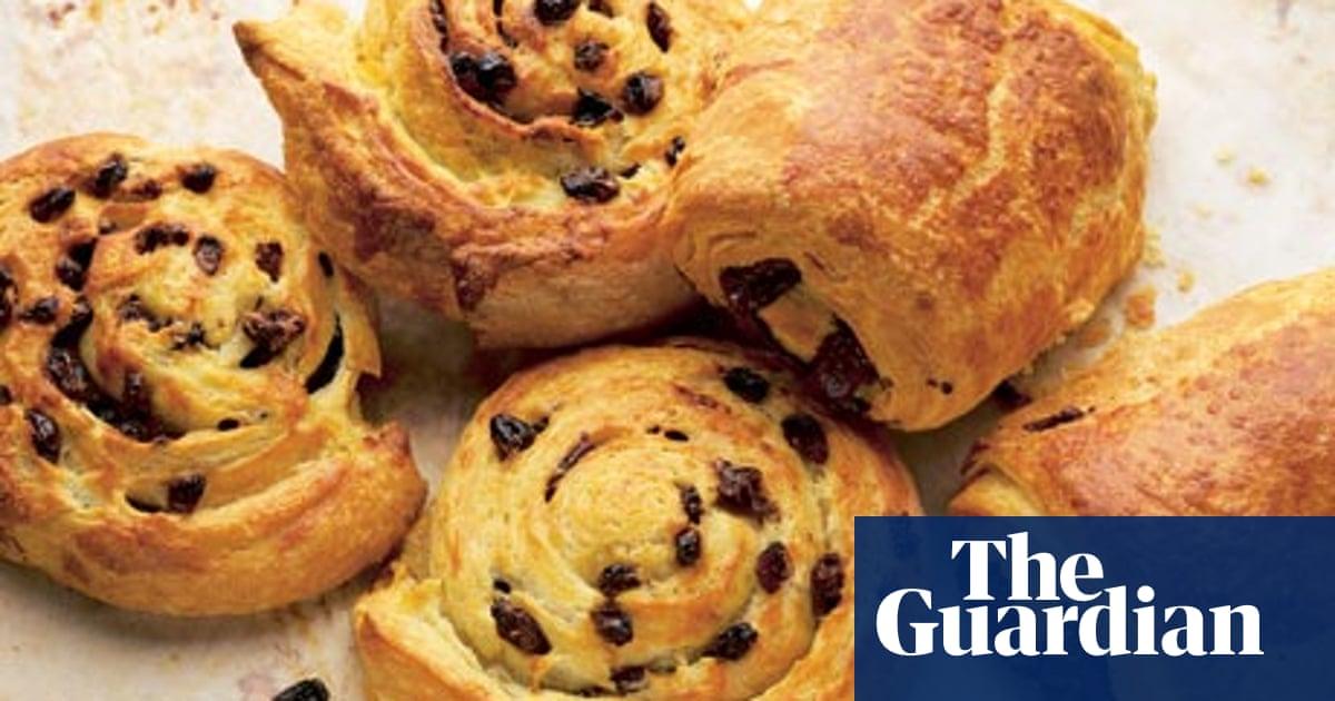 Dan Lepard S Danish Pastry Recipes Snacks The Guardian