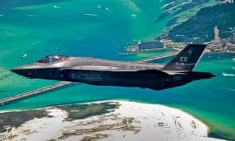 US joint strike fighter