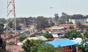 Jos is the capital of Plateau state in central Nigeria