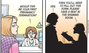 Doonesbury cartoon