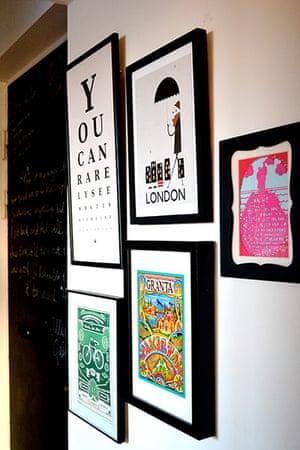 interior experts homes: Huma Qureshi's hallway