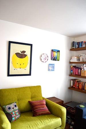 interior experts homes: Huma Qureshi's lounge