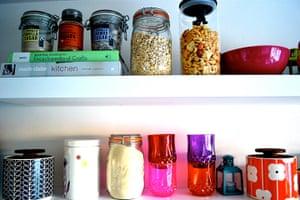 interior experts homes: Huma Qureshi's kitchen shelves